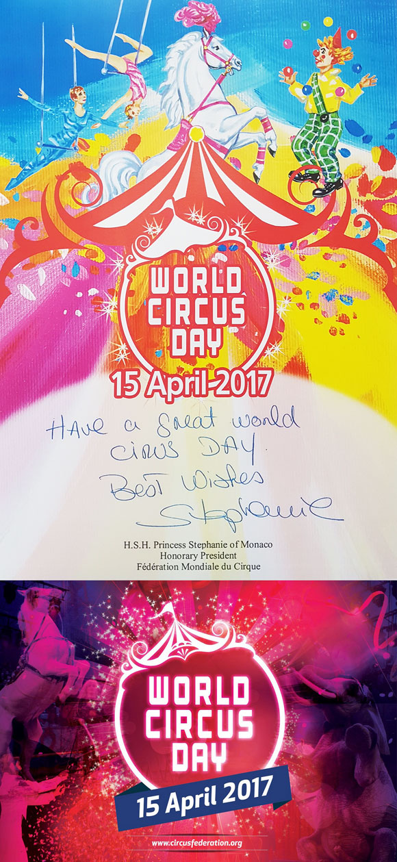 World Circus Day 2017
