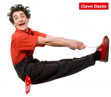 Clown Elastic
