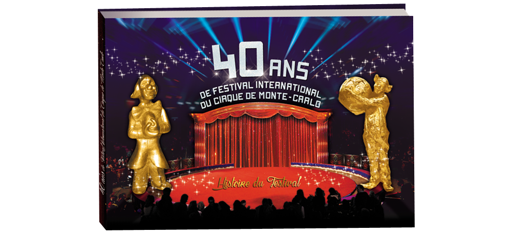 40 years of Festival – The book