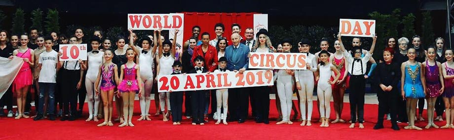 World Circus Day 2019